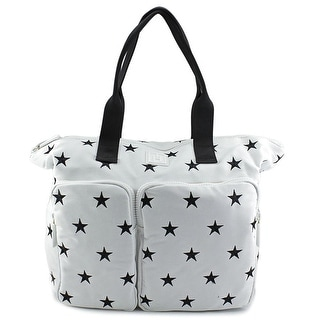 Tommy Hilfiger Sport Star Tote    Canvas  Tote - White