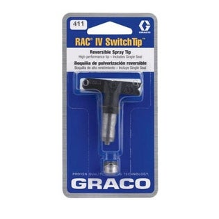Graco 221411 Rac Iv Airless Spray Switch Tip