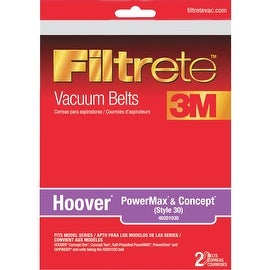 3M Hoover Style 30 Vac Belt