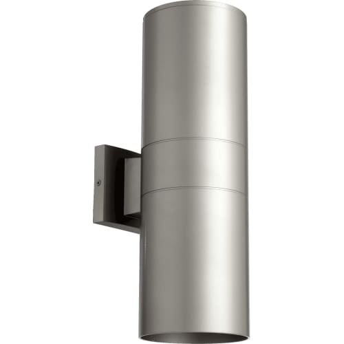 "Quorum International 721-2 2 Light 17"" Tall Outdoor Wall Sconce"