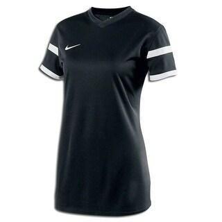Nike Women's Trophy II Jersey T-Shirt Black