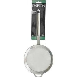"Oneida 54197 Strainer, Stainless Steel, 6"""