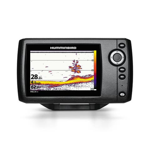 Humminbird Helix 5 Sonar G2 Fishfinder w/ DualBeam PLUS & 5 Color TFT Display 410190-1