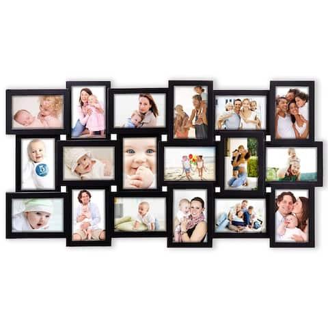 Hello Laura 18 Piece Wall Set Photo Frame