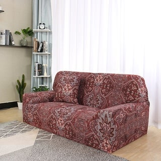 Chair Loveseat Sofa Slipcover Elastic Furniture Protector