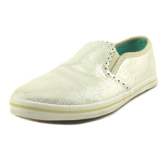 Jack Rogers Rory Silver Flats