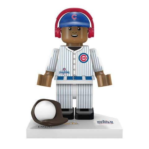 Chicago Cubs 2016 World Series Champions Jason Heyward #22 Minifigure - Black