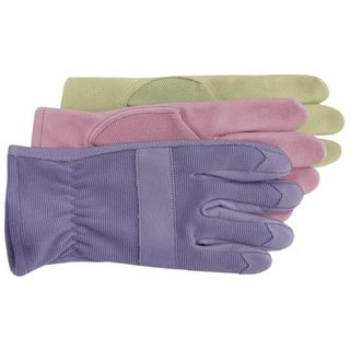Boss 791 Pigskin Palm Garden/Work Glove, Ladies