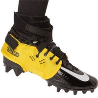 Battle Sports Science XFAST Over the Cleat Ankle Support System - Yellow