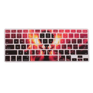 Silicone Keyboard Film Skin Cover for Macbook Pro Air 13 15 17
