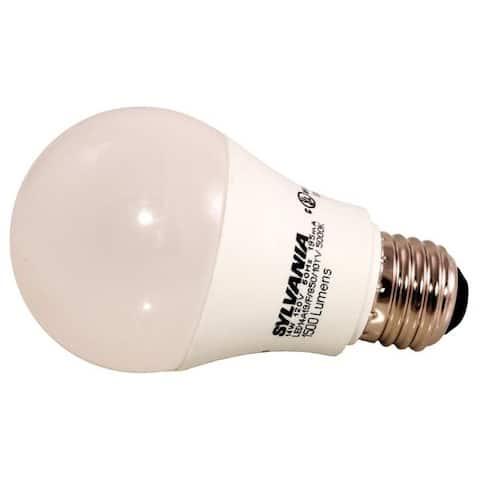 Sylvania 79294 A19 LED Light Bulb, 5000K