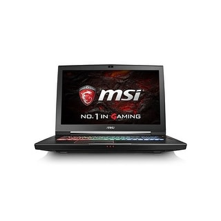 """MSI USA 17.3"""" LCD Titan Pro Notebook LCD Notebook"""