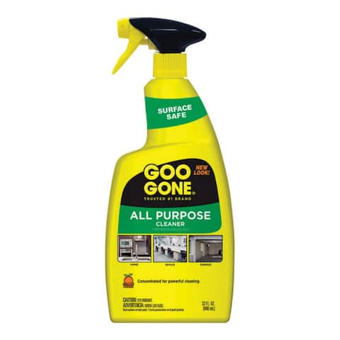 Goo Gone 2195 Scent All Purpose Cleaner, 32 oz.