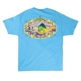 Guy Harvey Mens Dorado Shirt