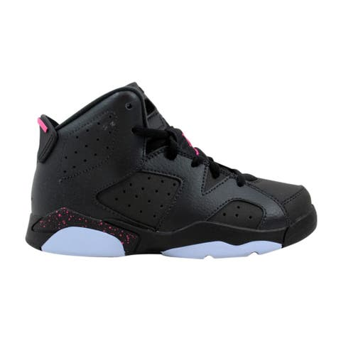 a144f0c43796 Nike Air Jordan VI 6 Retro GP Anthracite Black-Black 543389-008 Pre