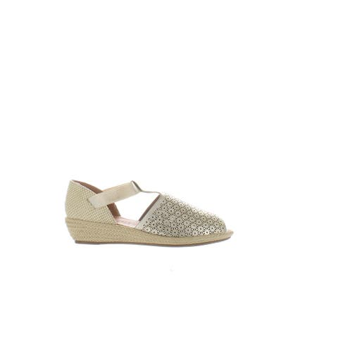 Gentle Souls Womens Luci Ice Espadrilles Size 8.5