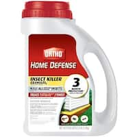 Ortho 0200910 Home Defense Insect Killer Granules, 2.5 Lbs