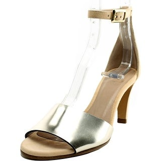 Chloe CH25728 Open Toe Leather Sandals