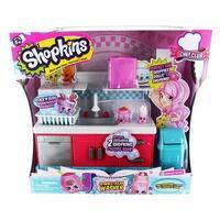 Shopkins Season 6 Chef Club Playset Sparkle Clean Washer - multi