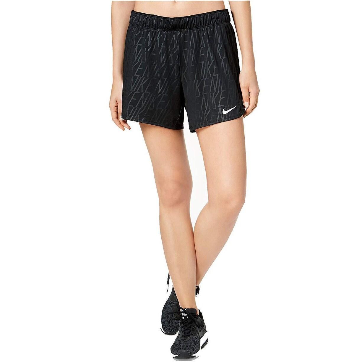 NIKE Shorts mit Logo Print mit Logo Print XL