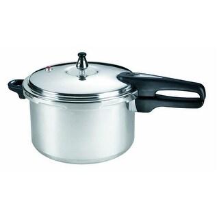 Mirro 92180A Pressure Cooker, Aluminum, 8 Quart