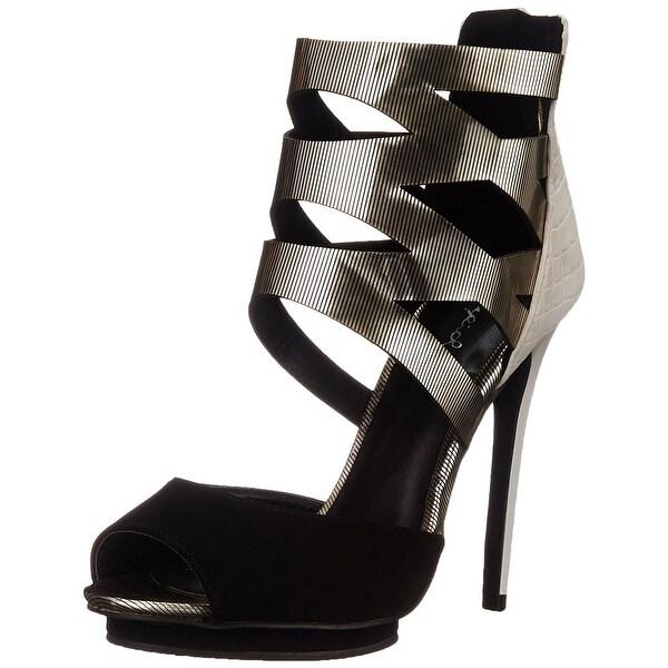 Qupid Women's Janel 07 Dress Sandal