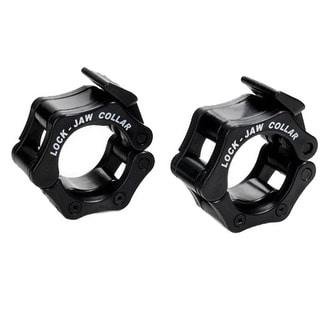 Lock-Jaw Olympic Barbell Collars
