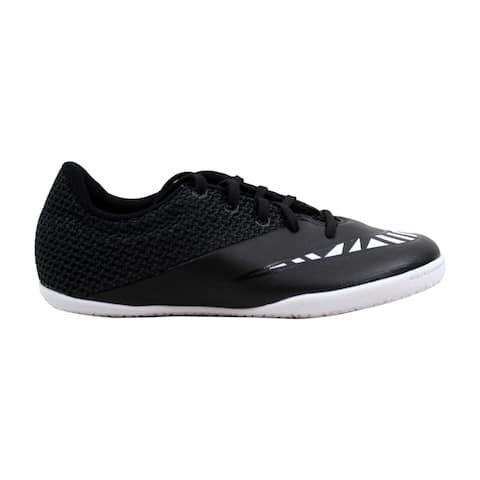 Nike Grade-School JR MercurialX Pro Street IC Black/White-Hot Lava-Anthracite 725204-016