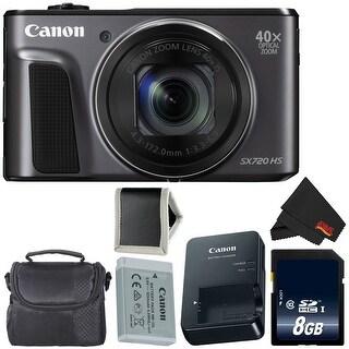 Canon PowerShot SX720 HS Digital Camera Bundle
