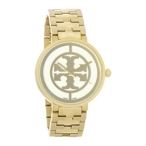 Tory Burch Womens Gold Watch - One Size