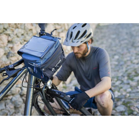Vaude Road II Bike Handlebar Bag - One Size