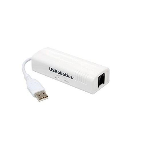 U.S. Robotics Usr5637 56K Usb Fax Modem For Windows/Mac/Linux