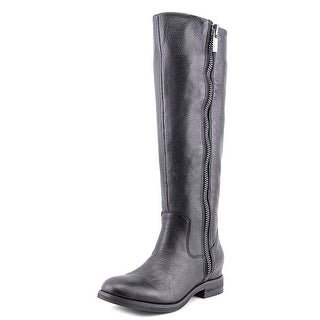 Kenneth Cole NY Merit   Round Toe Leather  Knee High Boot