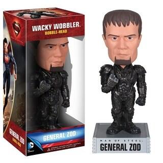 Funko DC Comics Man of Steel Movie: General Zod Wacky Wobbler - multi