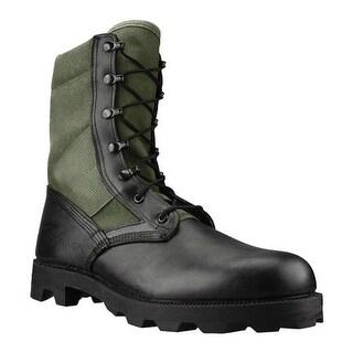 "Altama Footwear Men's Jungle PX 10.5"" Boot Olive Drab Polishable Full Grain Leather"