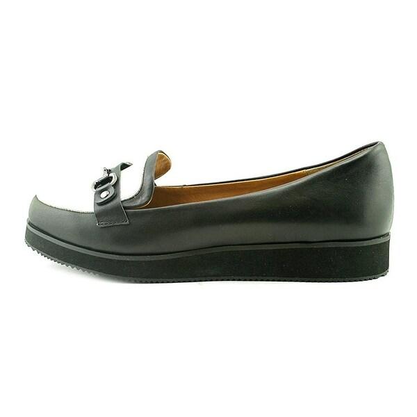 Shellys London Womens Krucky Leather Almond Toe Oxfords - 5