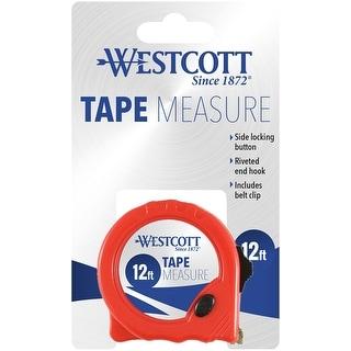 Retractable Tape Measure 12'-