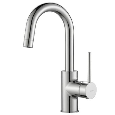 Kraus Oletto Single Handle 1-Hole Kitchen Bar Faucet