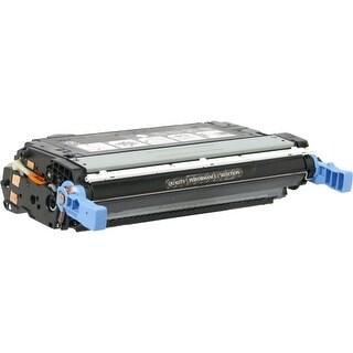 V7 V74700B V7 Black Toner Cartridge for HP Color LaserJet 4700 - Laser - 11000 Page