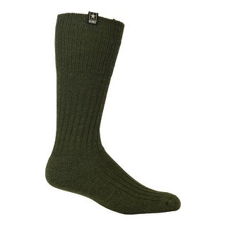 Cameo Men's Military Wool Over The Calf Socks w/ Antimicrobial 7226-FOREST