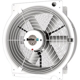 Multifan T4E50K3M81100P 20 Inch Greenhouse Circulation Fan Single Phase 120V - multi