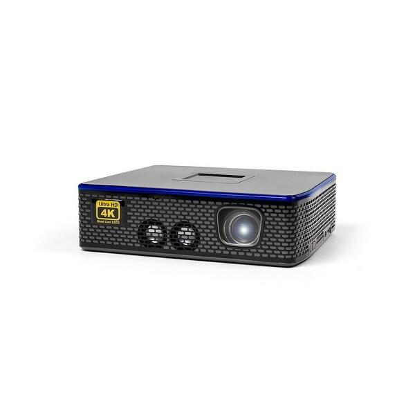 Shop AAXA 4K1 LED Home Theater Projector, Native 4K UHD Resolution