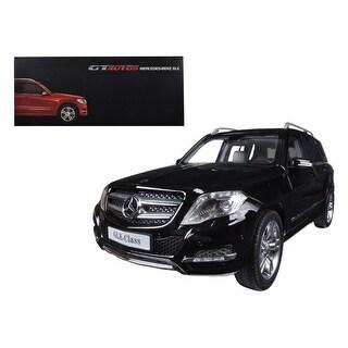 Mercedes GLK Black 1/18 Diecast Model Car GT Autos by Welly