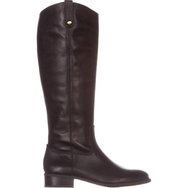INC International Concepts Womens fawne Leather Closed Toe Knee High Fashion ...