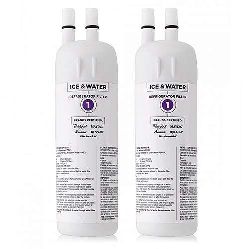 Original Kenmore Water Filter EDR1RXD1 / Filter 1 / W10295370A Refrigerator Water Filter (2-Pack)