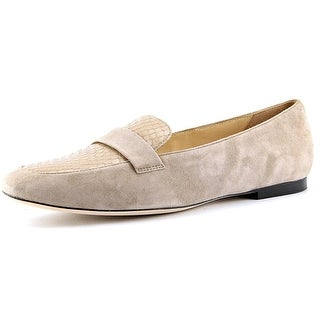 Cole Haan Dakota Loafer Round Toe Suede Loafer