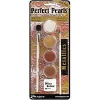 Ranger Perfect Pearls Embellishment Pigment Kit, Metallics