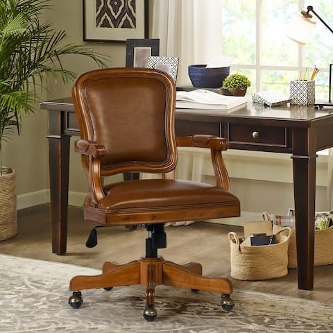 Traditional Style Home Office Chair
