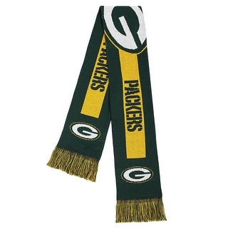 Green Bay Packers Big Logo Scarf