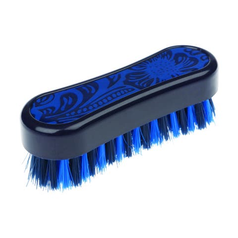 Roma Equi Leather Back Soft Touch Face Brush - One Size